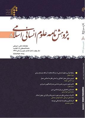 پژوهشنامه علوم انسانی اسلامی